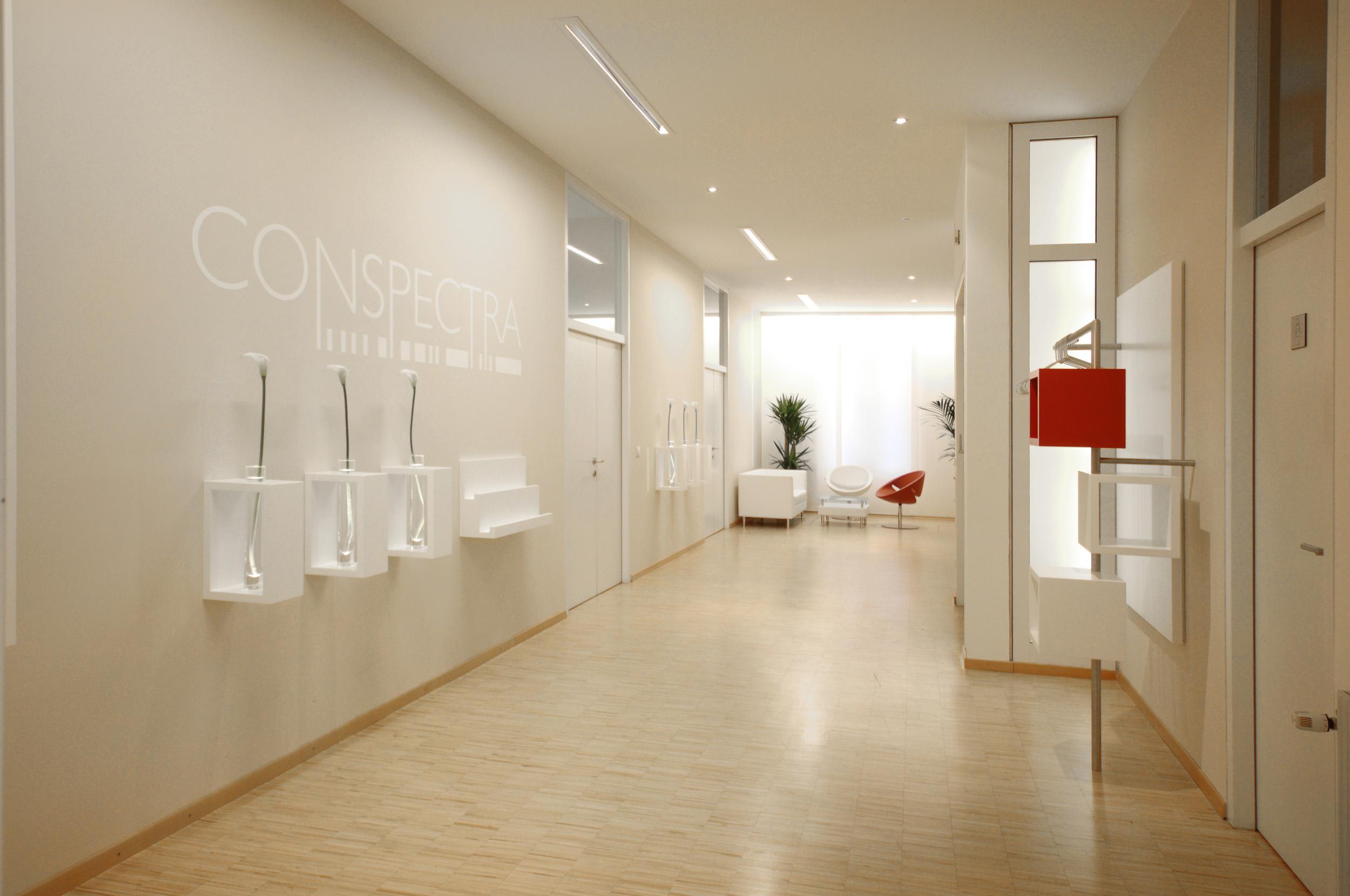Schiener Architects | Büro Conspectra Unternehmensberatung | {Design teeküche büro 65}