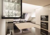 Dachwohnung in Döbling, Küche