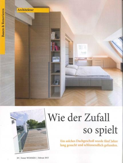 Schiener architects news for Besser wohnen