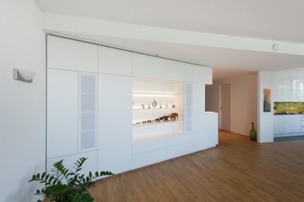Wohnung in Klosterneuburg - Wohnzimmer