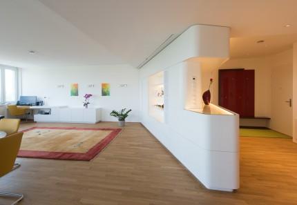 Wohnung in Klosterneuburg - Vorraum, Wohnzimmer